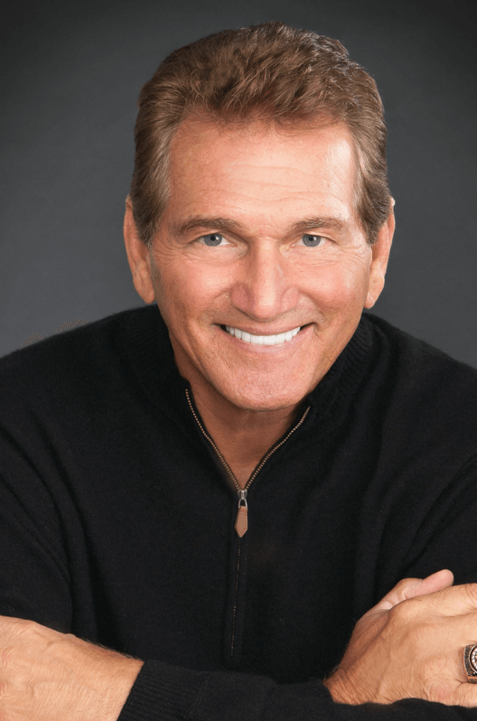 Joe Theismann, former NFL quarterback and author of How to Be a Champion Every Day: 6 Timeless Keys to Success